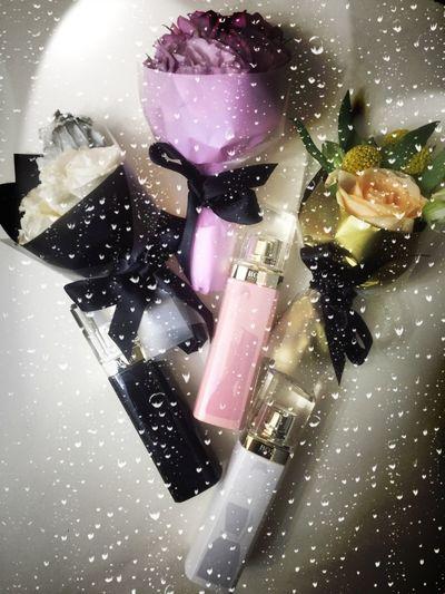 Water Flowers Hugoboss Perfume