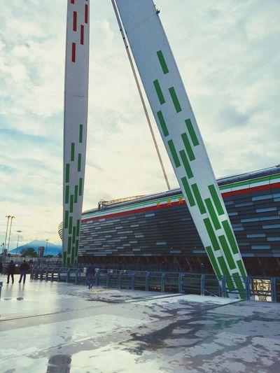 Home 🏁 Turin VecchiaSignora Legend Finoallafine Juventus Sky Architecture