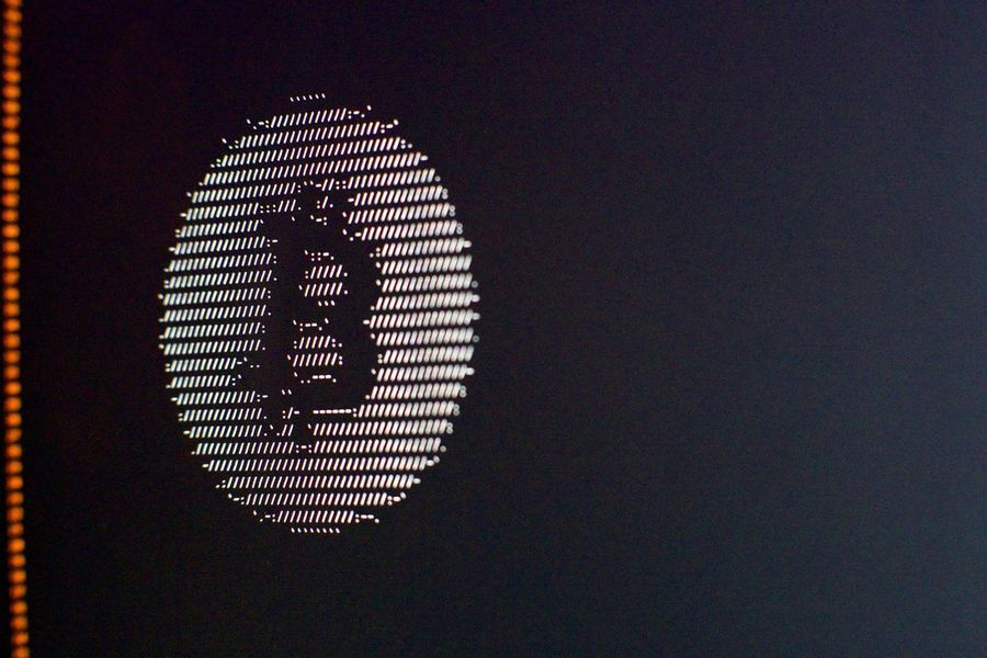 Ascii Bitcoin Crypto Cryptocurrency Hack Hacker Low Angle View No People Source Source Code