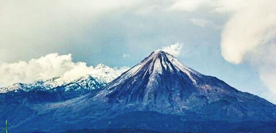 Volcán NevadoElColima