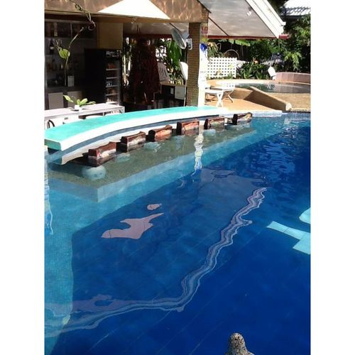 2013 @palawan before my flight Palawan Ph Poolbar Happiness