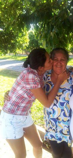 Eu e minha mami poderosa!!!..rsrs