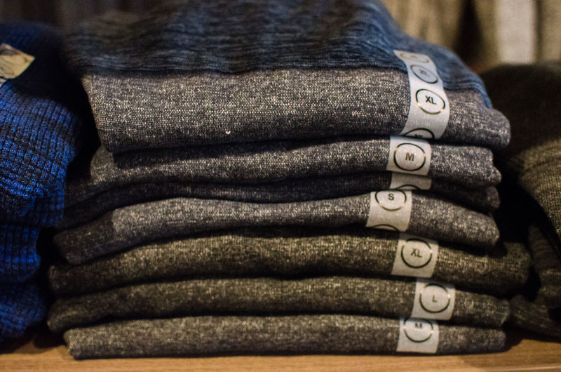 EyeEm Selects Close-up No People Textile Day Indoors  Europe Shop Retail  Store Store Window Clothes Sale Buy Sell Shirts Shirts Of EyeEm