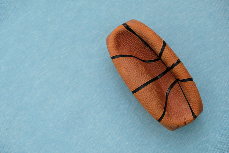 Deflated basketball concepts with copy space Ball Brown Orange Object Sports Deflated Puncture Icon Concepts Symbol Sign Idea Creative Conceptual Advertisement Business Commercial Wallpaper Website EyeEm Best Shots Copy Space Space Abstract Moment Sport Basketball - Sport Soccer Shoe Blue Sports Equipment Close-up American Football - Ball American Football - Sport A New Beginning