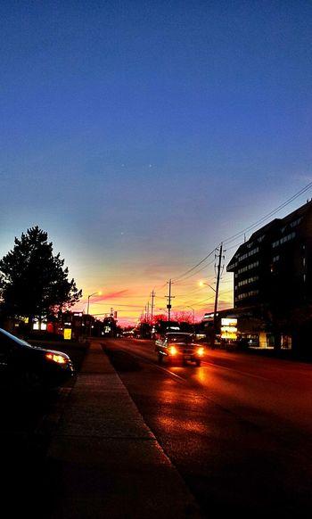 Street Sniping Gcamm G~Sunsets