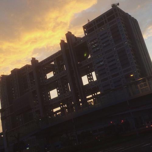 Fujitv Tokyo Japan