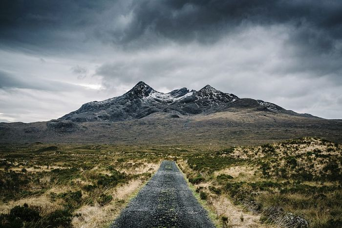 Cuillins Showcase: January Mountains EyeEm Masterclass Travel Photography EyeEm Nature Lover EyeEm Best Shots Eyeem Scotland  IsleOfSkye This Week On Eyeem EyeEm Gallery Leica Summicron 35 Nature_collection Sony A7RII Landscapes With WhiteWall