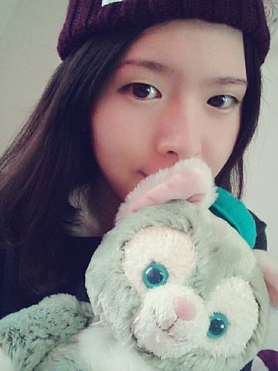 Smoky Eyes Gelatoni Japanese  Makeup Selfie