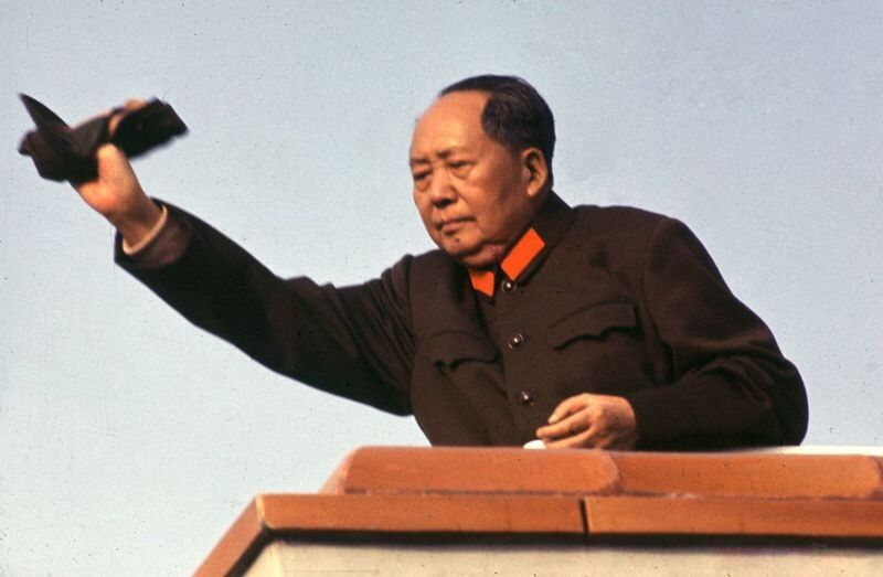 Chair-man Mao.What do u think about him?