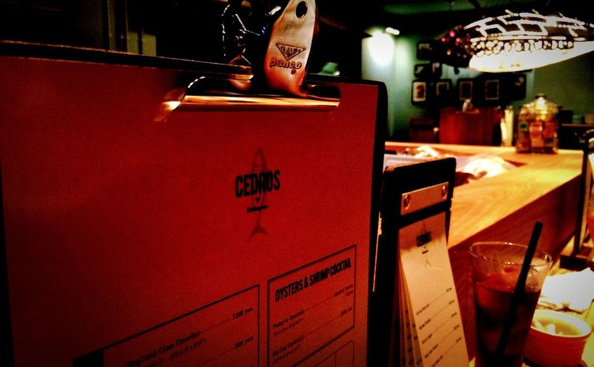 Cedros now open Dinner Out