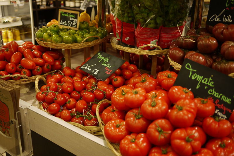 Abundance Dieppe Food Freshness Healthy Eating No People Red Tomato Tomatoes Vegetable