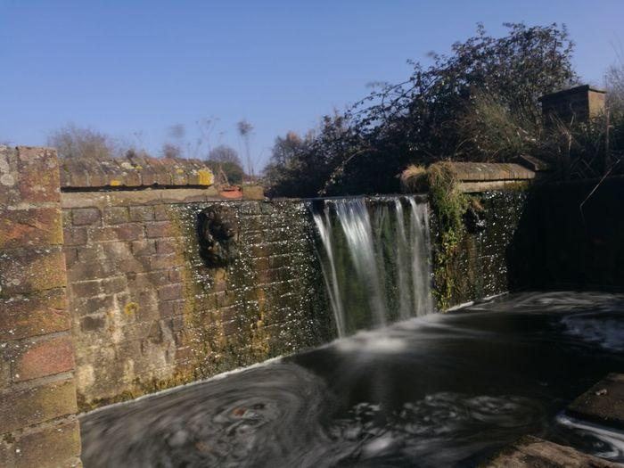 Waterfall Marks Hall Braintree Essex EyeEmNewHere