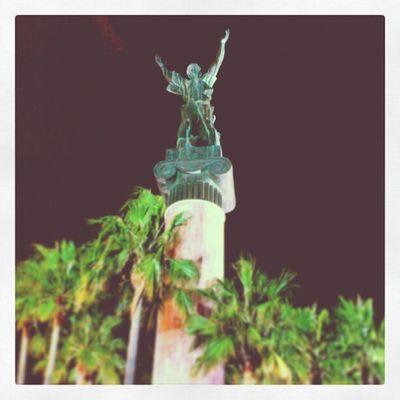 Monument Statue Puerto Banus puerto_banus marbella spain