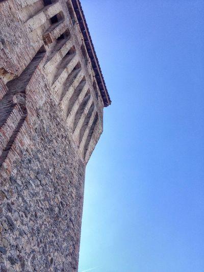 Torrechiara Castello Castel Emiliaromagna Emilia Romagna Parma Paese Entroterra Colli