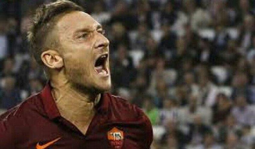Il giocatore più forte della storia della Roma. TOTTI