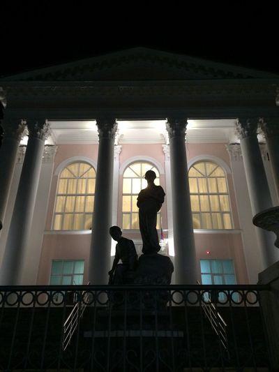 Ryazan Russia Monument