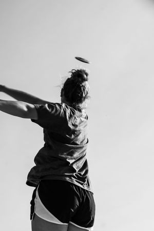 My Favorite Photo Blackandwhite Photography EyeEm Best Shots - Black + White Sports Photography Discus Track And Field Sports The Human Condition EyeEm Best Shots Welcomeweekly