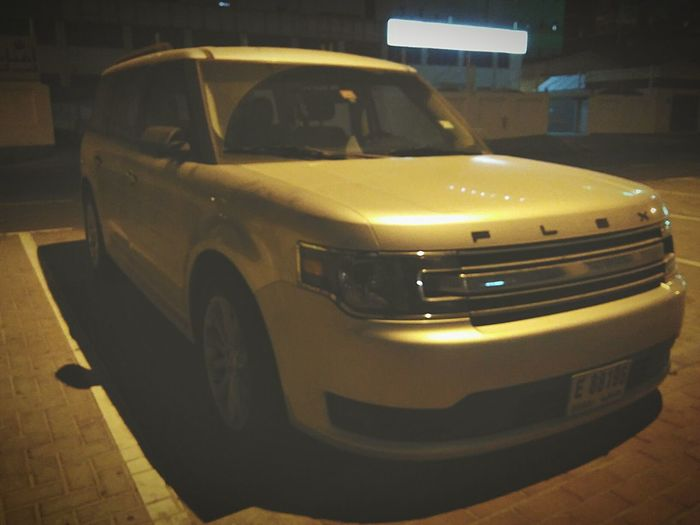 Ford Flex Streetlightpic Dubai