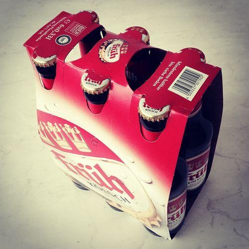 Nur noch Kölsch am Start. Egal... #prost Beer Bottle Koelsch Bier Flasche Sixpack Instadrink Prost Sechserpack
