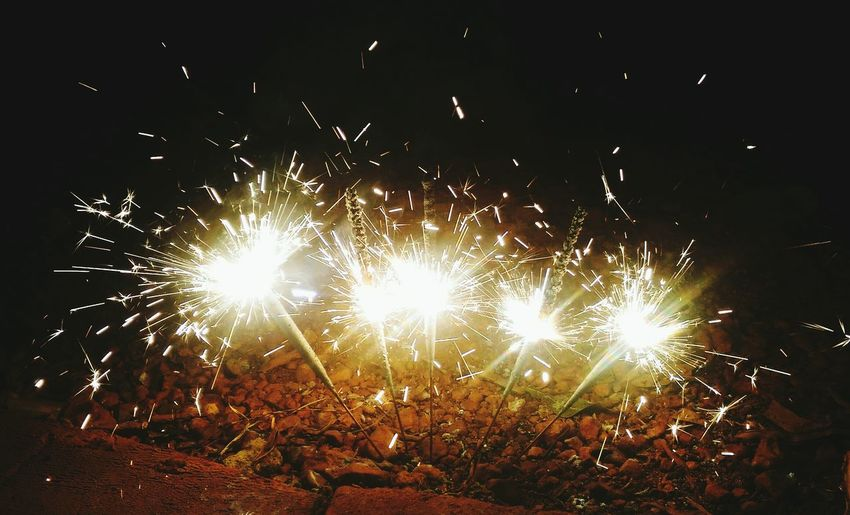 Celebrations are everywhere, celebrate in your own way Firework - Man Made Object First Eyeem Photo