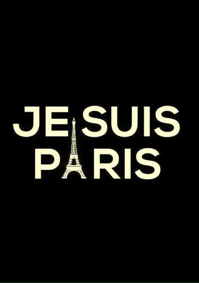 JesuisParis Stopterrorism Jesuishumain
