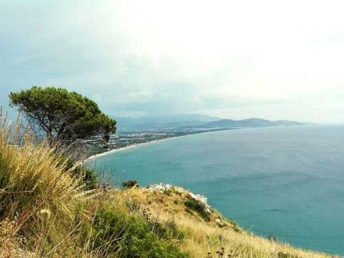 Terracina - Tempio diGiove Anxur Landscape Outdoors Beauty In Nature My Own Photography Sea No People Nature First Eyeem Photo EyeEmNewHere Your Ticket To Europe Lost In The Landscape Perspectives On Nature