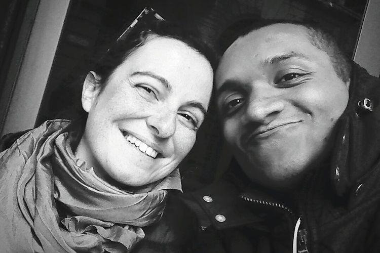 In Bologna smiling is basically mandatory. XMasIsFinallyOver