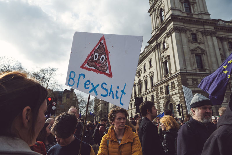 The Peoples Vote March in London - Over 1 million supporters in attendance. Brexit Brexit Protest People People Photography Street Photography Streetphotography Real People Architecture Building Exterior Crowd Built Structure Group Of People City Large Group Of People Protest Men Day Women Street Sky Adult Protestor Communication Lifestyles Building