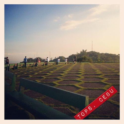 Class Fieldtrip at Tops Cebu 6.10.12