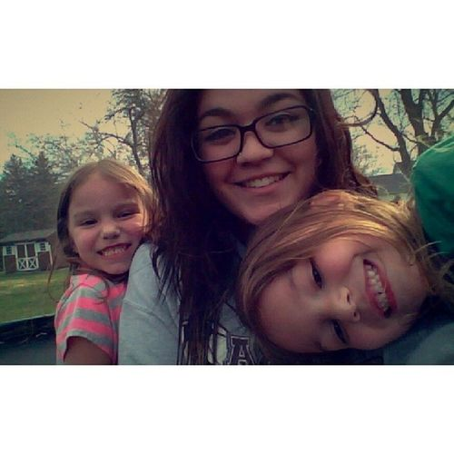 Babysitting these cuties ? Twingirls Maddison Maddilyn
