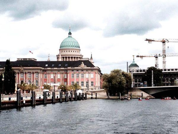 Landtag in Potsdam Landtag Potsdam_city Potsdam Germany🇩🇪 Brandenburg