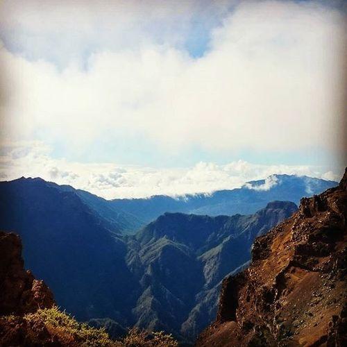 LaPalma Laislabonita Islabonita Canarias Caldera Caldera De Taburiente Mountain View Volcano EyeEm Nature Lover Mountains