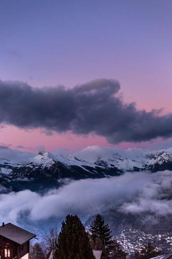 Sunset Peaks No