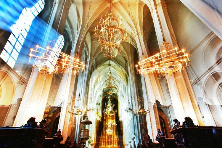 Austria Vienna Wien Augustiner Church Religious Architecture