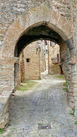 Borgo italiano.