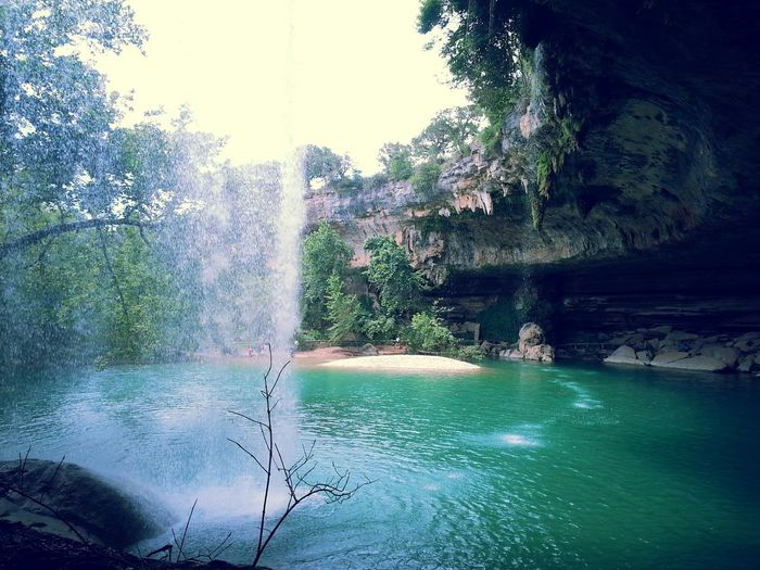 Relaxing Taking Photos Check This Out Enjoying Life Outdoors Beautiful Nature Texas Landscape Hamilton Pool Preserve