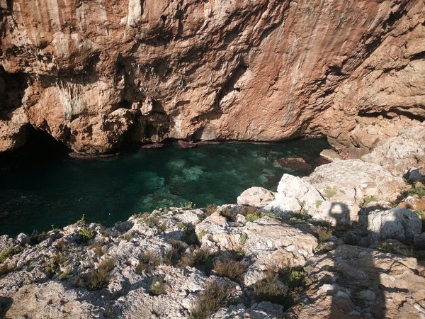 Water Sunlight Rock - Object Landscape