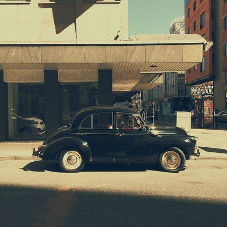 Car Classic Car Morris Minor