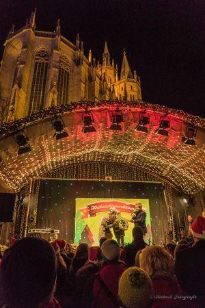 Erfurt Weihnachtsmarkt Domplatz 2015 ,mdr jump weihnachtsmarrkt tour Heikobo Domplatz / Erfurt Schönes Thüringen Erfurt 2015  Das Schöne Thüringen Erfurt Domplatz Mdr Weihnachtsmarkt