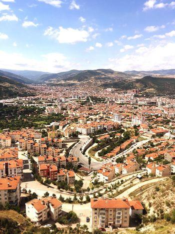 High Angle View Housing Settlement First Eyeem Photo