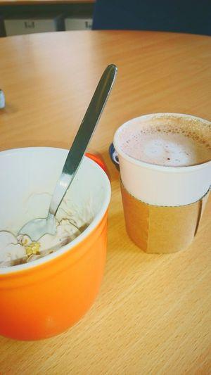 Healthy Eating Breakfast Adulting