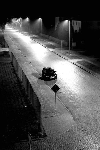 Volkswagen VW Shadownlight Blacknwhite Bw Blackwhitephotography Fujifilmeu Fujifilm Xe2 Vwgolf6 Citylights Stendal SDL