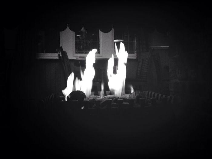 Fire da da daaa Warmth Fireplace Publife