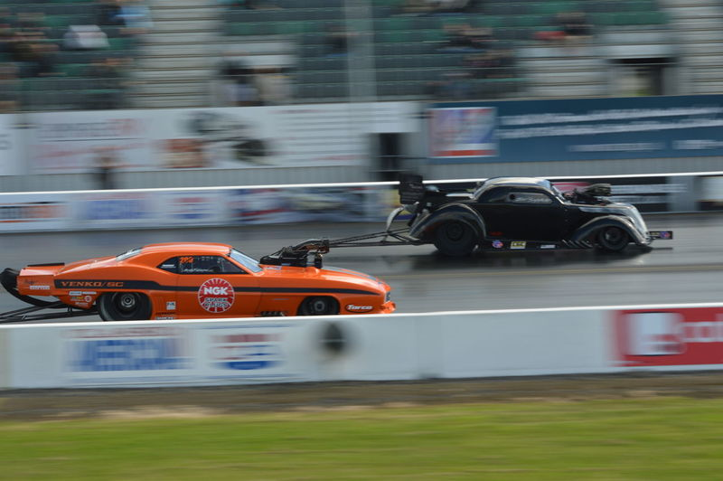 Blurred Motion Speed On The Move Car Moving No Filter, No Edit, Just Photography Happy Days At The Track Panning Supercharged  Supercharged  Capturing Movement Drag Racing Santa Pod Raceway Pro Mods No Filter No Edit Just Photography