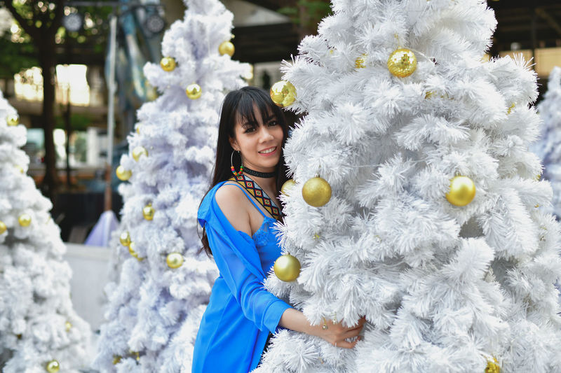 Christmas and New Year Concept, Beautiful girls are happy to celebrate Christmas and New Year. Asian women are very happy on New Year's Eve. christmas tree American ASIA Asian  Background Beautiful Beauty Blessed  Carnival Caucasian Celebration Chinese Christmas Cute Decorative Emotion Emotional Feast Female Festival Festivity Fun Funny Girl Happiness Happy Holiday Japanese  Jingle Life Lifestyle Merry MerryChristmas New Newyears Party Pretty Relax Relaxation Santa Santaclaus Smiling Sweet Tree Vacation Winter Woman Xmas Year Young
