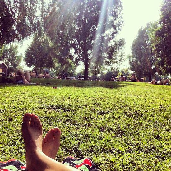 Sonntag wie Urlaub... :-)
