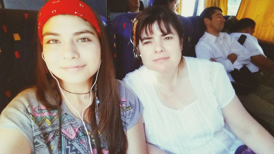 Mom ❤ With My Mommy❤ Traveling First Eyeem Photo