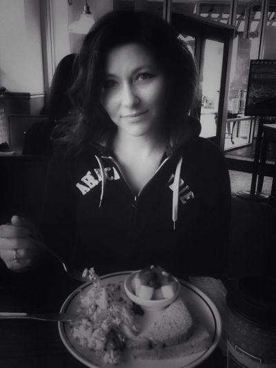 Breakfast Blackandwhite Portrait Show Me Your Face ....