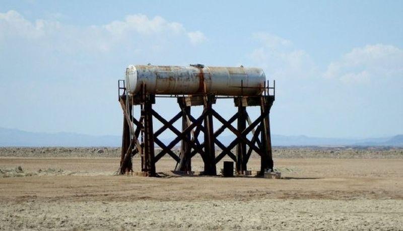 California Amboy Desert