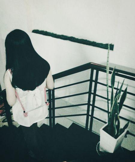 Just wanna go far away ... Vietnamesegirl So Tired Feeling Down
